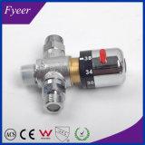 Control de Brass Fyeer DN15 DN20 Temperatura válvula termostática de mezcla