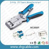 Profession Modular Plug Crimper pour câble LAN Cat5e 8p8c RJ45 Connector