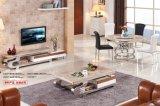 Home móveis em aço inoxidável de moda mesa de café