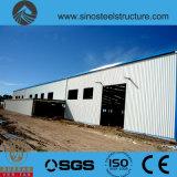 Marcação BV Estrutura de aço com certificação ISO (Depósito TRD-026)