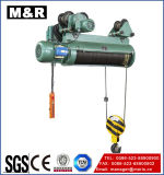 125kg Electric Wire Rope Hoist de Jiangsu