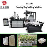 熱い販売! ! 非編まれてシードする機械(ZX-350)を作る袋を