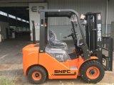 Forklift 2.5t Diesel com o mastro Triplex a Argentina