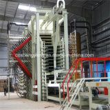 2013 caliente barato en la cadena de producción del tablero de madera aglomerada de China planta