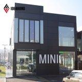 1층 집 배수 4mm 0.21mm 알루미늄 복합 재료