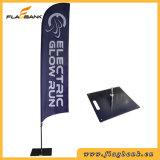 La bandiera della piuma di stampa di Digitahi di mostra diminuisce all'ingrosso