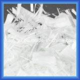 Fibres d'agrafe de tissu de toiture de fibre de verre