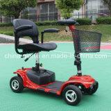 Scooter interior leve de mobilidade elétrica de 180W