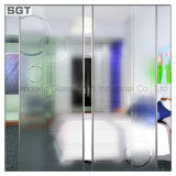 Поплавок Acid Etched/Frosted Galss для Glass Partition