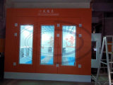 Cabine automatique de peinture de véhicule avec du ce (type économique) (CE)