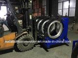 Máquina da solda por fusão da extremidade da tubulação do HDPE de Sud800-1000h