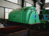 秒針か使用された蒸気タービンの発電所
