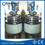 Pl Stainless Steel Jacket Emulsification Mixing Tank Oil Blending Machine Máquina de mistura automática de tinta