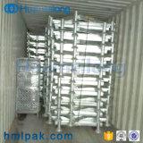 الصين ثقيل - واجب رسم صنع وفقا لطلب الزّبون قابل للتراكم مستودع تخزين صناعيّ معدن أمنان