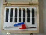 Повернув держатель инструмента Indexable вставки из карбида вольфрама, зажимы, винты регулировочных прокладок