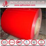 PPGI duro cheio Prepainted a bobina de aço galvanizada