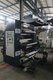 Heiße Farben-flexographische Drucken-Mehrfarbenmaschine des Verkaufs-vier