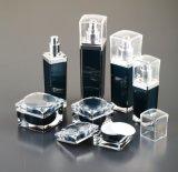 Bottiglia acrilica vuota cosmetica della lozione di serie del petalo