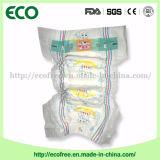 Le tissu confortable d'absorption de Poupon hautement aiment les couches-culottes remplaçables de bébé dans des balles