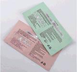 Hot Sale héliogravure Fishionable masque cosmétiques sac en plastique