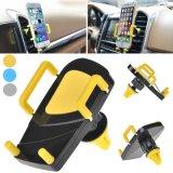 Suporte móvel universal do respiradouro de ar do carro da faculdade criadora para o telefone