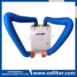 Mobiler Schweißens-Dampf-Abgas-Sammler und bewegliche Luft-Zange