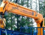 Teleskopischer Hochkonjunktur-Förderwagen eingehangener Kran Sq6SA2