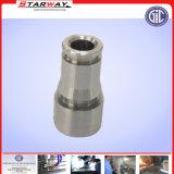 Cnc-Präzisions-Edelstahl-Loch-Hartmetall-runder Grat-Locher (Form, Finger, Hilfsmittel, Metall, Blatt, Deckel)