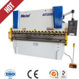 Máquina hidráulica do freio da imprensa do metal de folha de Wc67y para a venda