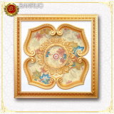 60X60天井の円形浮彫り(BR0606-F088)