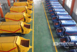 販売のための川崎の油ポンプを搭載する40 50m3/Hトレーラーの具体的なポンプ