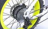 人の使用のリチウム力のための浜の脂肪質のタイヤの電気バイク