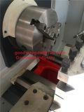 Horizontaal Torentje CNC die Hulpmiddel & de Machine van de Draaibank voor het Scherpe Draaien van het Metaal machinaal bewerken Vck6163