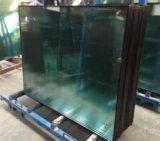 Vidro de vidro/oco isolado da parede do vidro/do vidro do vidro vitrificação dobro/indicador/edifício de China