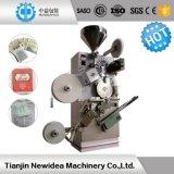 Interior y Exterior Teabag automática Máquina de embalaje