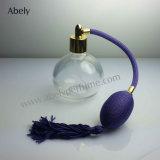 Europa estilo vintage 75ml vidro único vaso de perfume