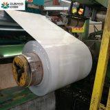 Bobine d'acier prépeint en rouleau de bande en acier revêtu de couleur/PPGI