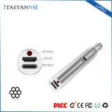 Taitanvs Lpro 300mAh Dual erva seca Vape do aquecimento cigarro eletrônico cerâmico/de vidro da bobina