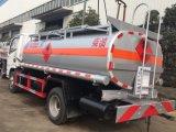Масло Bowser Dongfeng 6 колеса погрузчика 3000 литров дозирования топлива погрузчика