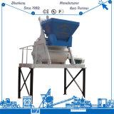 Automatische hohe Efficieny Js500 doppelte Welle-Betonmischer-Maschine