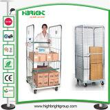 Lager-RollenStorarge Rahmen-Behälter-Laufkatze-Karre