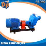 벨트에 의하여 모는 하수 오물 및 깨끗한 물 각자 프라이밍 펌프