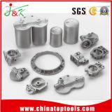 OEM/ODM 알루미늄 합금은 기계 부속품을%s 주물을 정지한다