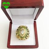 El más nuevo anillo de campeonato de los embaladores del Green Bay