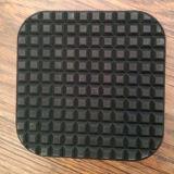 車のトロリーのための正方形の固体形成されたパッドのゴムブロック
