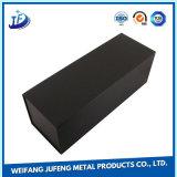 Tôle en aluminium d'OEM estampant la partie avec de plaque métallique