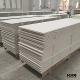 Décoration 6mm Glacier White Modified Acrylic Solid Surface Sheet (M170502)