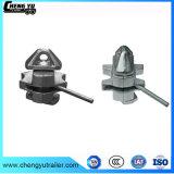 Tipo serratura materiale d'acciaio di Jost di torsione del contenitore delle parti del rimorchio