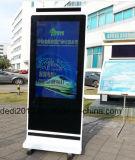 Signage d'affichage à cristaux liquides Digital de fonction personnalisé par version du réseau 42inch