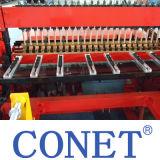 Сварочный аппарат панели сетки конструкции горячего сбывания полуавтоматный (HWJ2500 с линией проводом и перекрестным проводом 5-12mm)